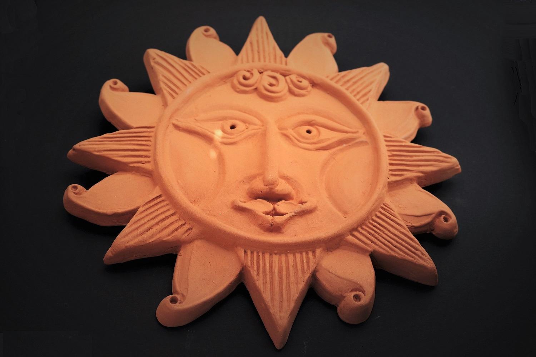 Sole decorativo da muro